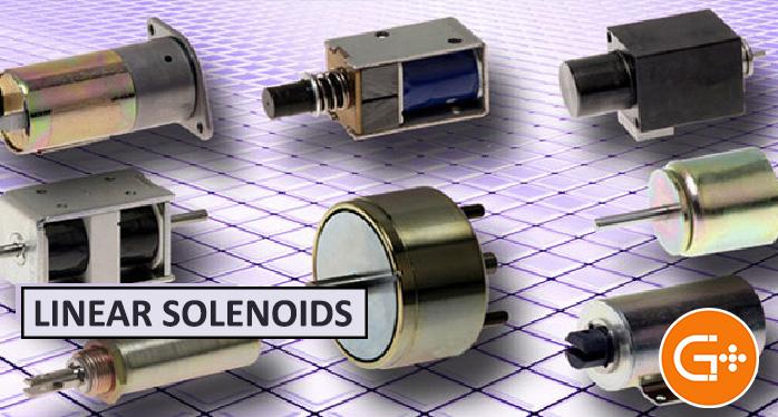 Linear Solenoids Geeplus