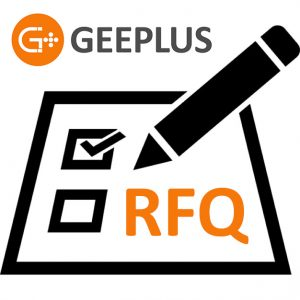 Geeplus Request for Quote