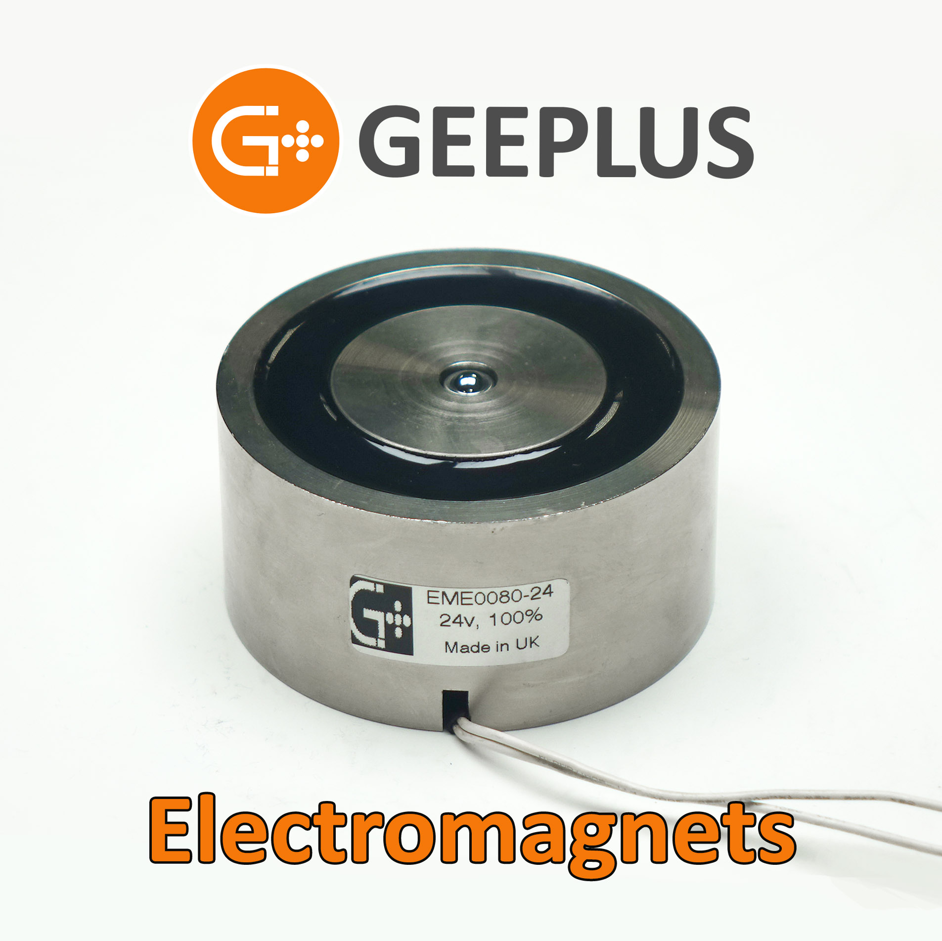 Electromagnets from Geeplus