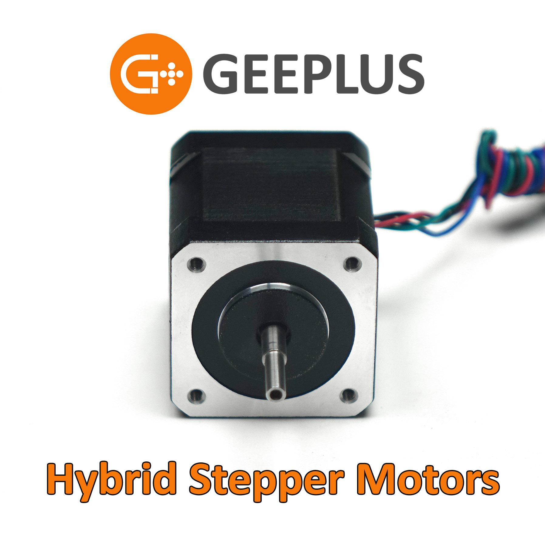 Hybrid Stepper Motors by Geeplus
