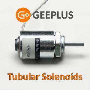 Tubular solenoids by Geeplus