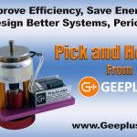 Geeplus Pick and Hold Control Circuit