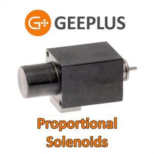 Geeplus Proportional Solenoids