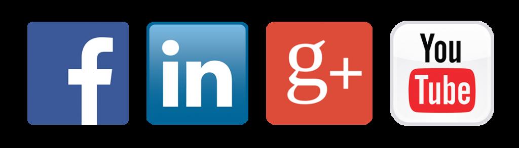 Geeplus Social Media Icons