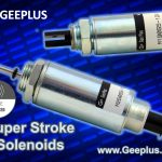 Super Stroke Solenoid from Geeplus Reduced noise