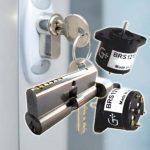 BRS1212 solenoid locking mechanism