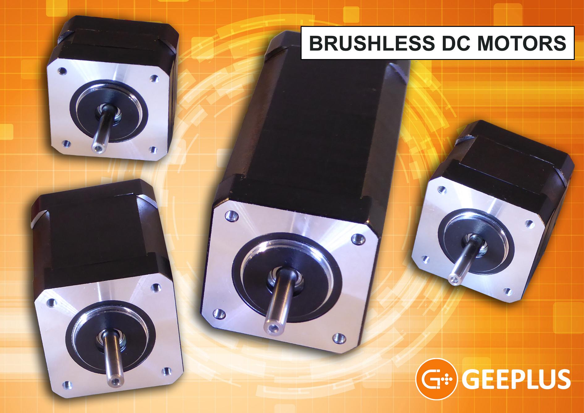 Geepluis Brushless DC Motor