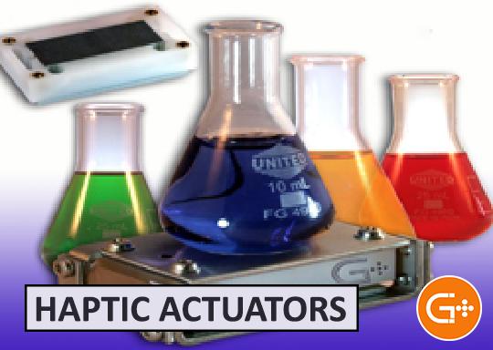 Haptic Actuators from Geeplus