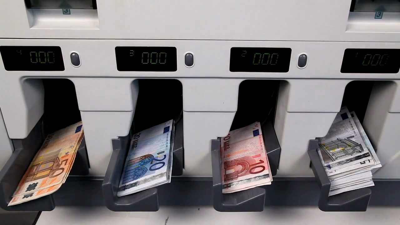 Paper currency sorting solutions by Geeplus