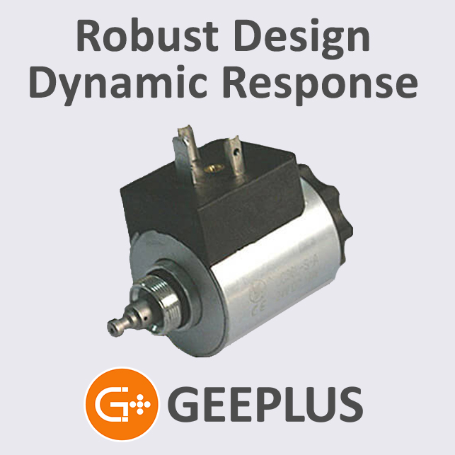 Geeplus Proportional Solenoid coil grey