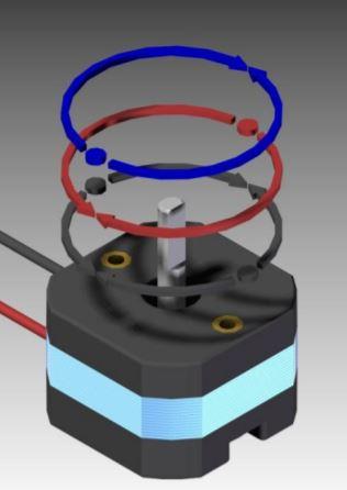 Bistable Rotary Solenoid Torque model