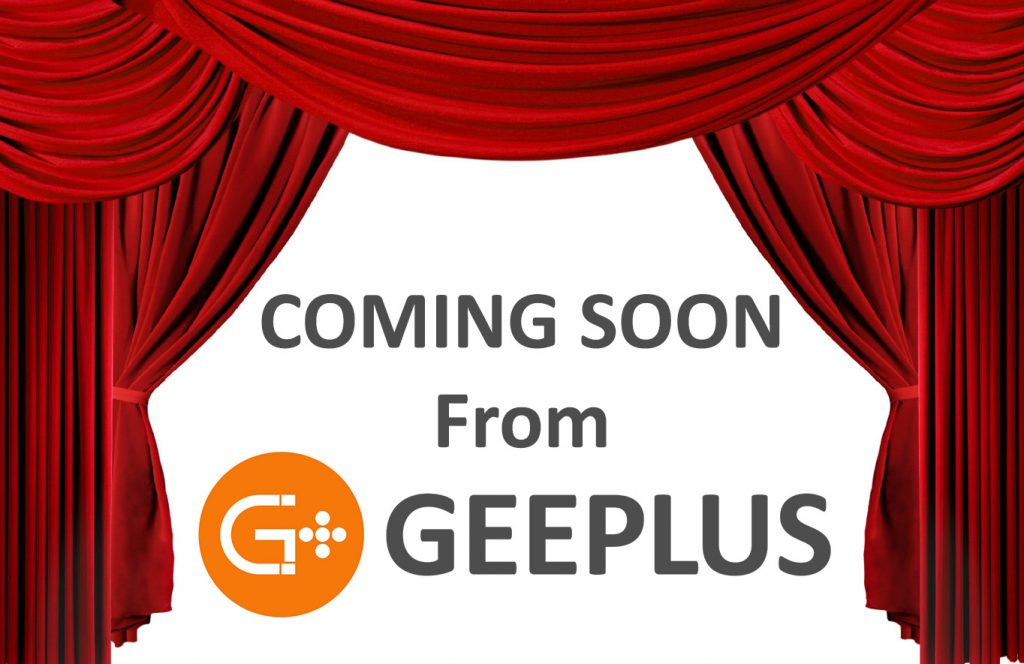 Geeplus Coming Soon Icon