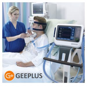 Geeplus Actuators are used in medical applications