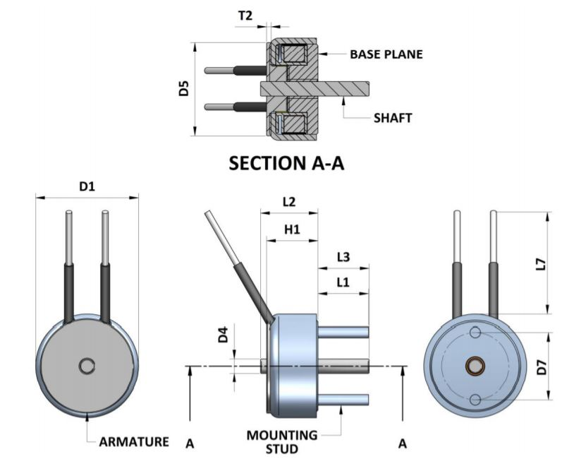 Push Pull solenoid mechanical modifications