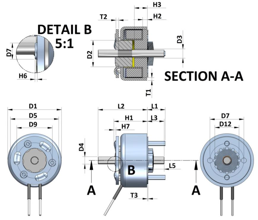 Rotary Solenoid Modifications by Geeplus