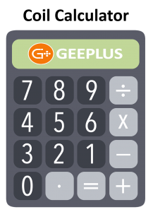 Geeplus Voice Coil Motor Coil Calculator